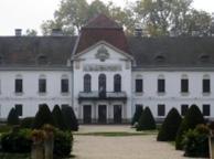 A Nagycenki Széchenyi kastély