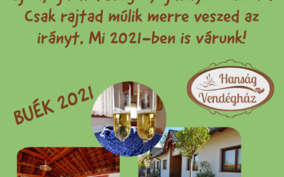 BUÉK 2021